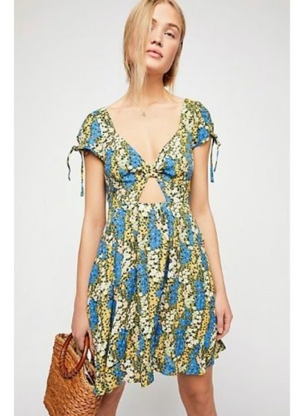 Free People Free People - MISS RIGHT MINI (GREEN)