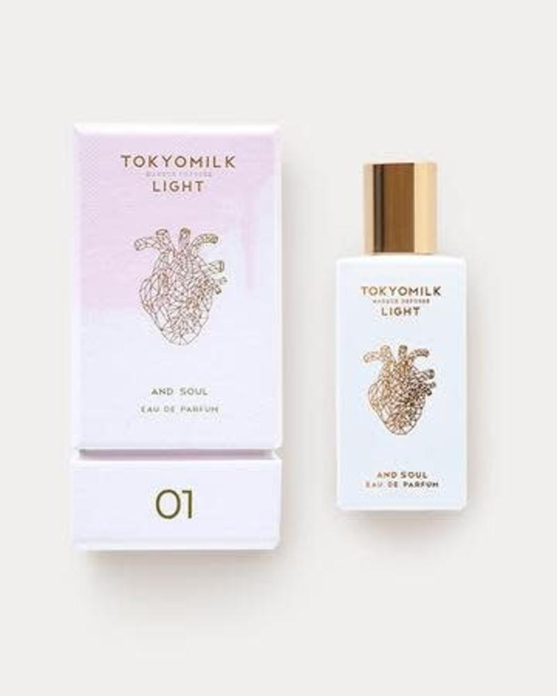 Tokyomilk Light And Soul Parfum