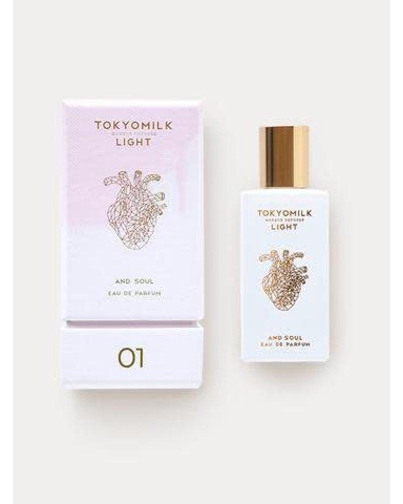 Tokyomilk Light And Soul Parfum