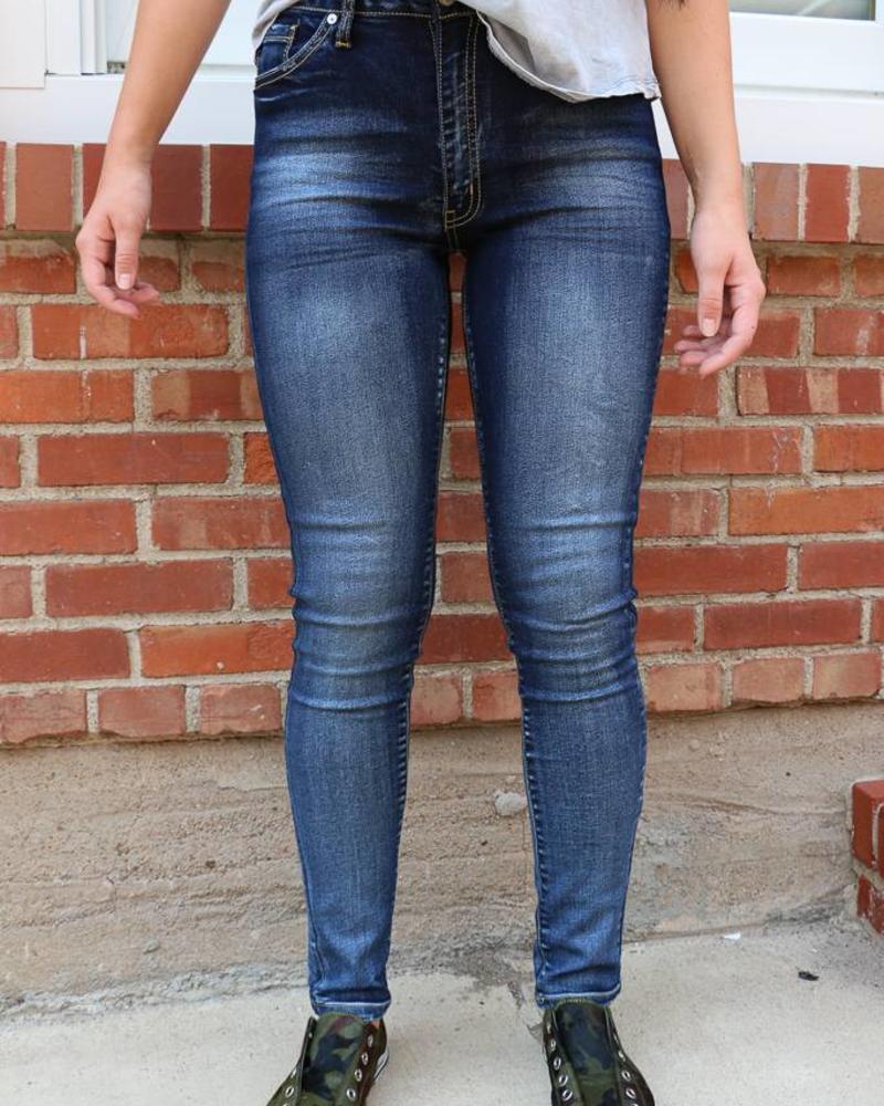 Kan Can Kan Can- Lexis Lama Slim Skinny Jean