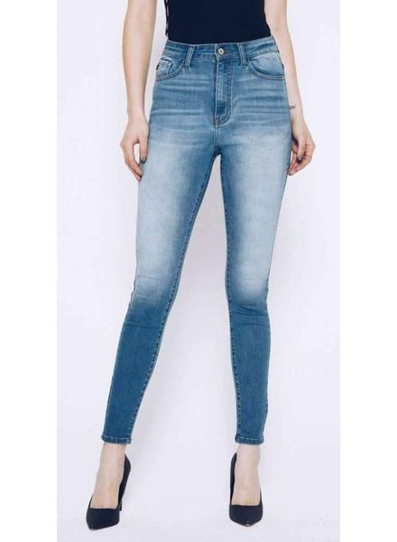 Kan Can Kan Can- Joy Adalyn Light Wash Skinny Jean