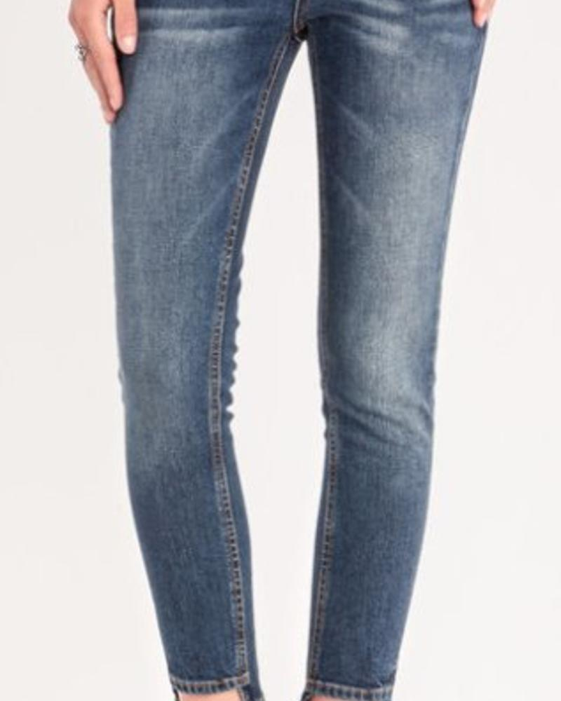 Miss Me Miss Me Mid-Rise Ankle Skinny Jean