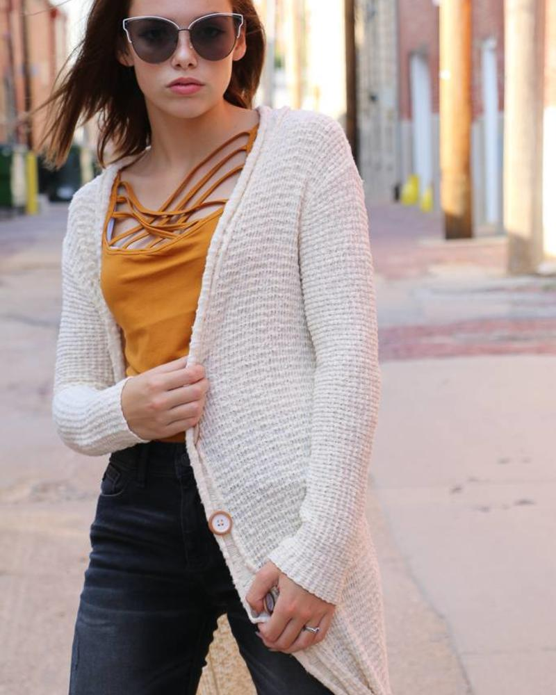 Free People Free People - Clearwater Cardigan