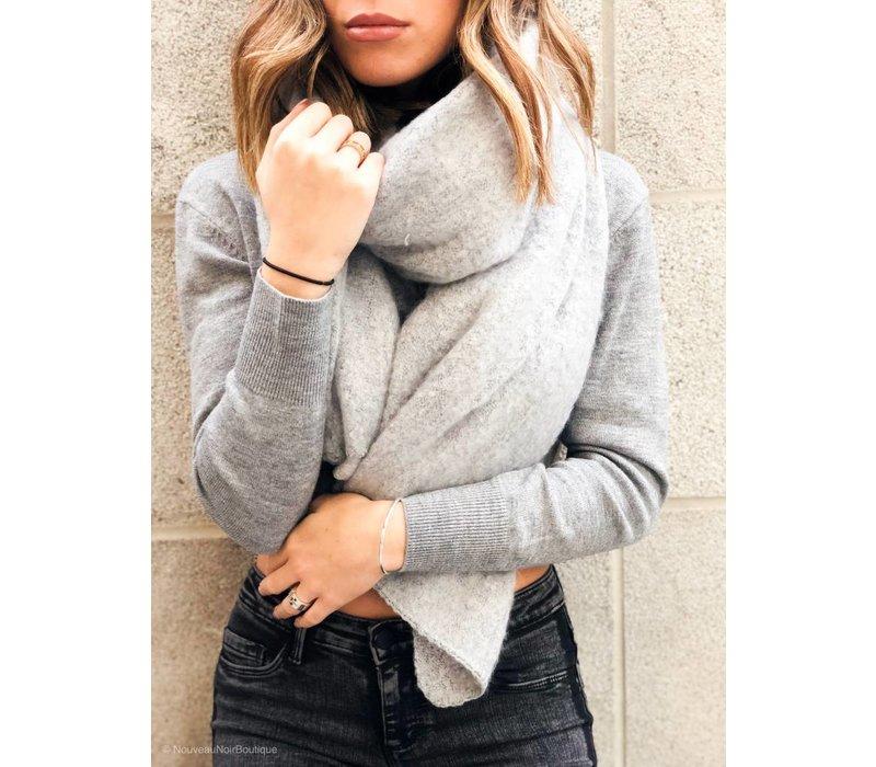 Lima Knit Scarf