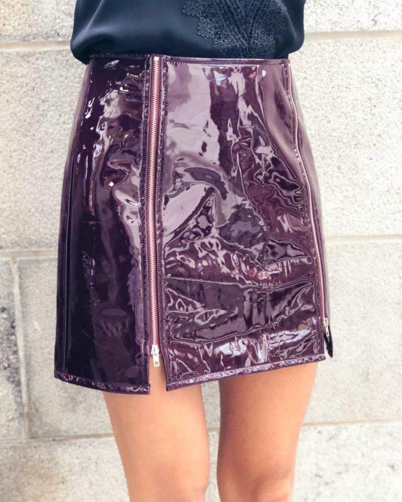 Nouveau Noir Dominatrix Skirt