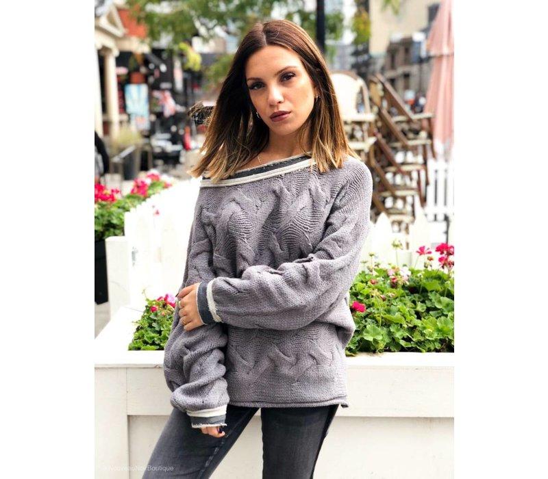 The Heather Sweater