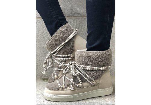 INUIKKII INUIKII Curly Sneaker Taupe