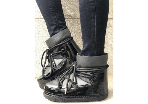 INUIKKII INUIKII Gloss Boot Black