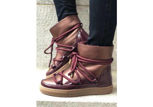 INUIKKII INUIKII Gloss Sneaker Melanzana