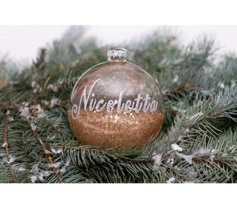 The Nicolette Bauble