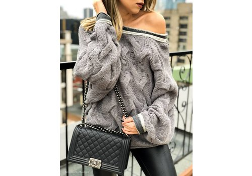 Elan The Heather Sweater