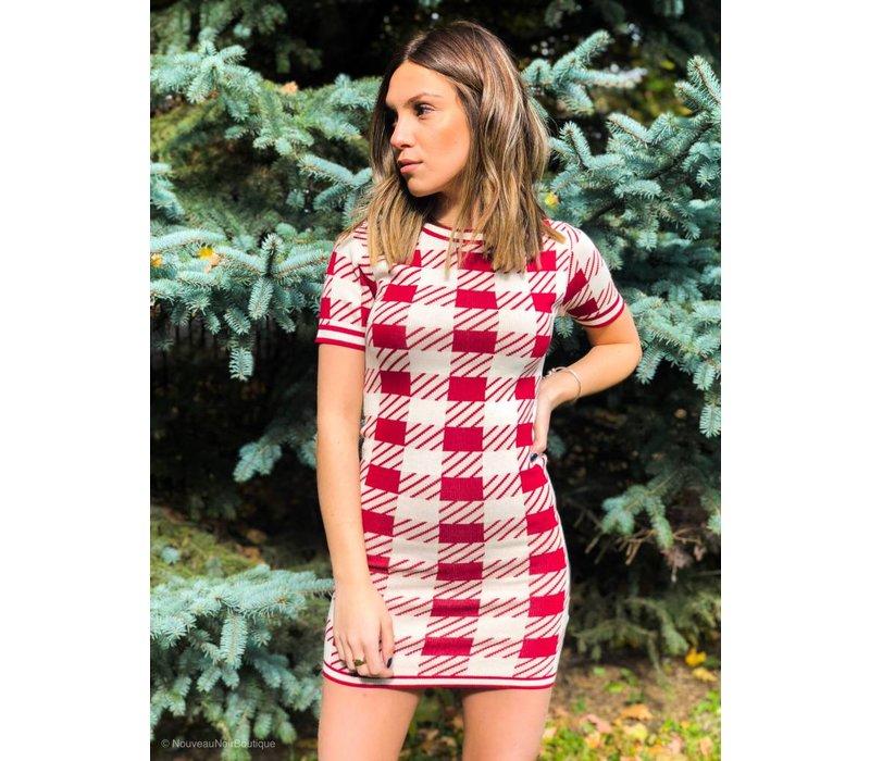 Waldorf Mini Dress