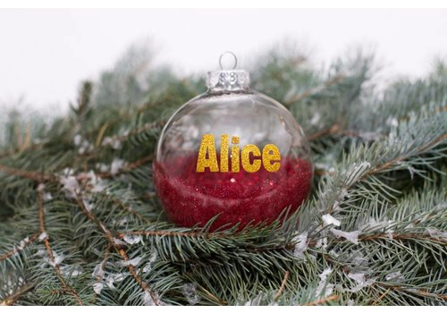 The Alice Bauble