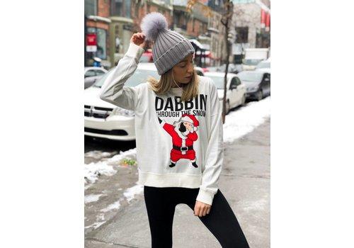 Snow Dabbin' Sweatshirt