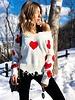 Nouveau Noir Breaking Hearts Sweater