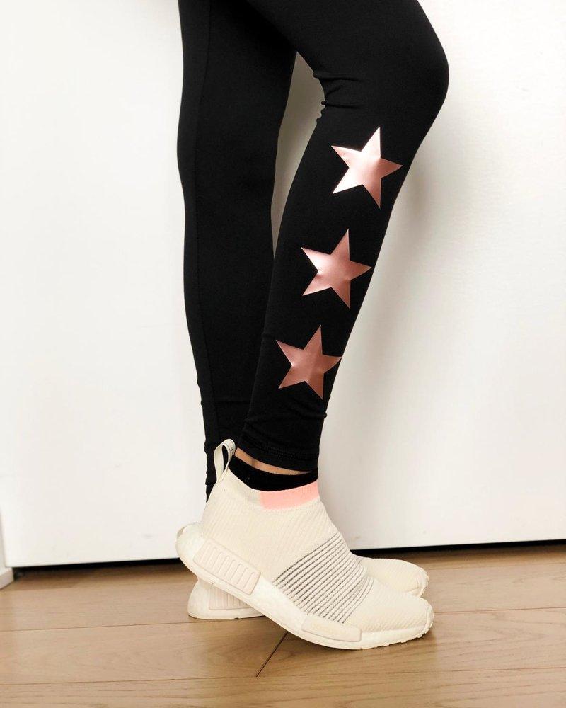 Star Ankle Legging