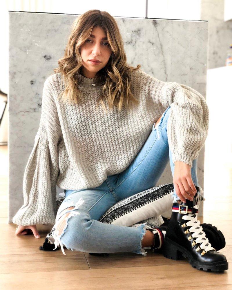 Nouveau Noir Aurora Sweater
