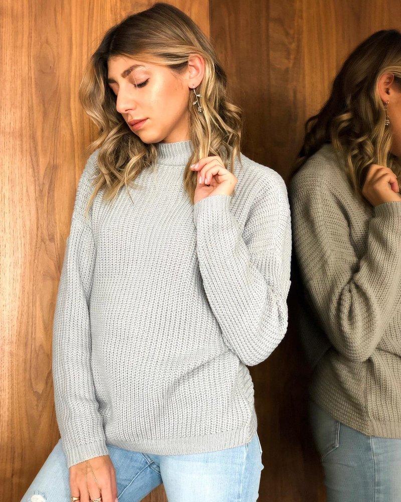 Nouveau Noir Charlotte Sweater