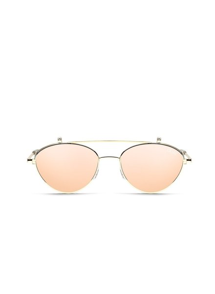 Elle Sunnies Gold/Rose