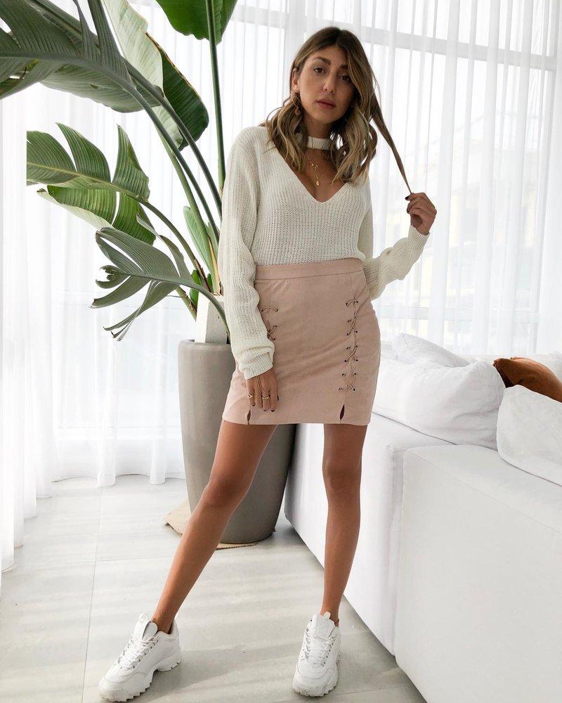 Nouveau Noir Cameron Mini Skirt