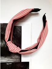 Nouveau Noir The Lisbon Striped Headband
