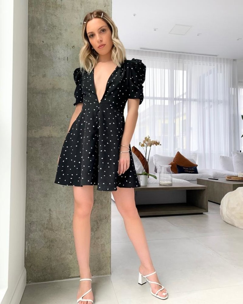 Lioness Ask Anything Mini Dress
