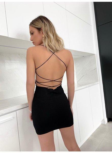 Nouveau Noir Elora Mini Dress