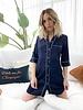 Nouveau Noir The Bliss Pajama Shirt