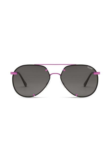 Rebelle Sunnies Pink/Smoke