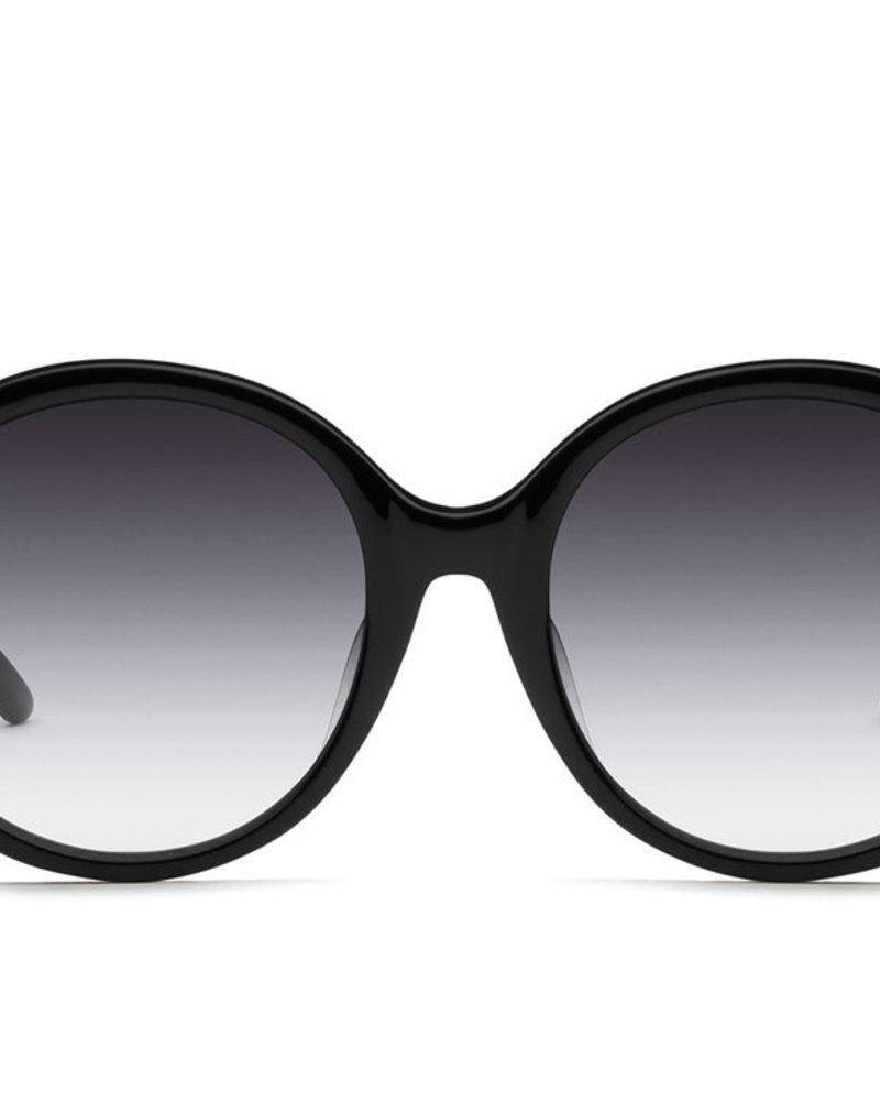 Tinted Love Sunnies Black/Smoke Fade