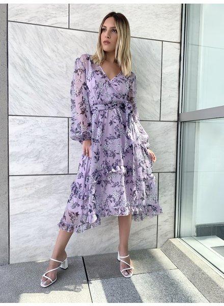 Keepsake Luscious LS Midi Dress