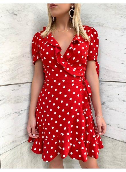 Seven Wonders The Label Kaya Wrap Dress