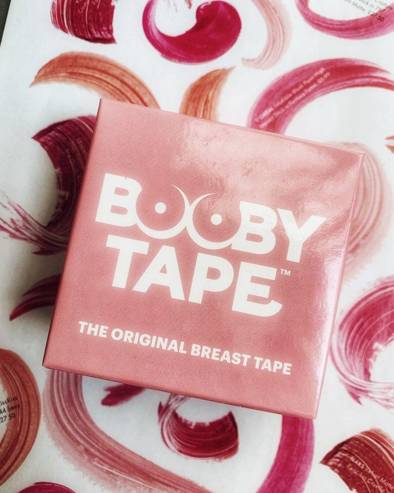 Nouveau Noir Booby Tape