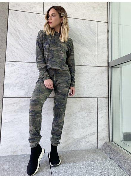 Nouveau Noir Billa Sweatpants