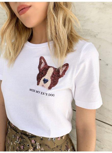 Nouveau Noir My Ex's Dog Tee