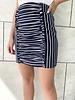 Fifth Label Poppy Stripe Skirt