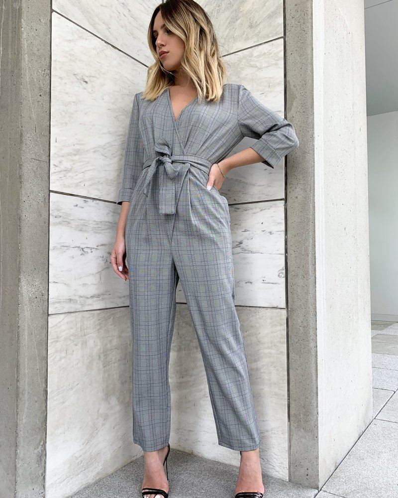 Ignition Check Jumpsuit