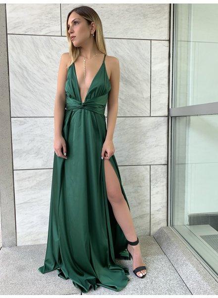 Nouveau Noir Esmeralda Gown