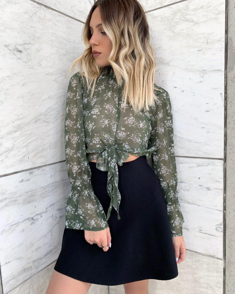 Nouveau Noir Dallas Skirt