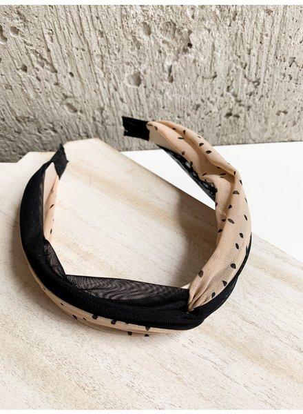 Nouveau Noir Blair Headband