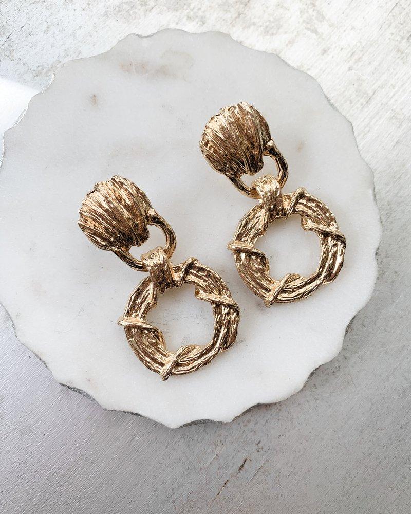 Nouveau Noir Kenzie Earrings