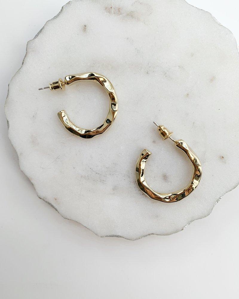 Nouveau Noir Remi Earrings