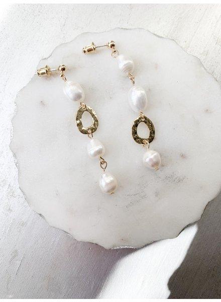 Nouveau Noir Sienna Earrings