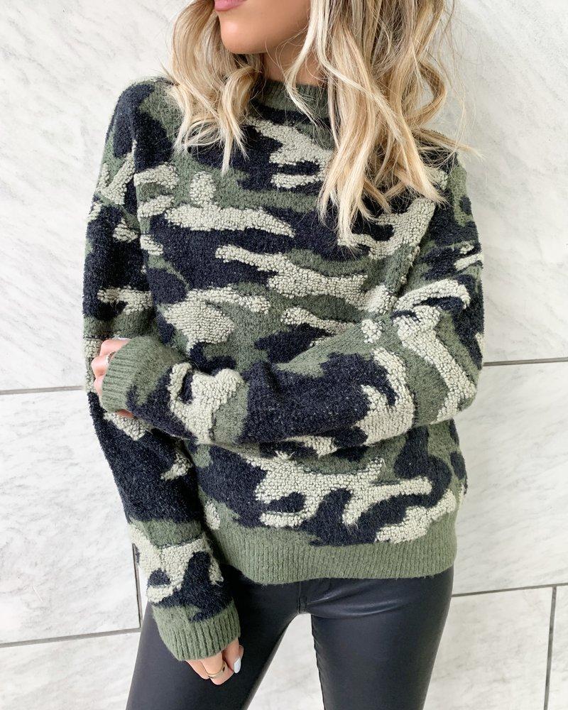 Nouveau Noir Catrina Knit Pullover