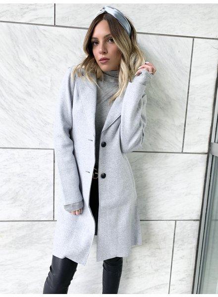 Nouveau Noir Carrie Coat