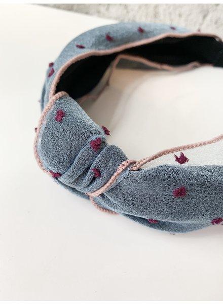 Nouveau Noir Millie Headband