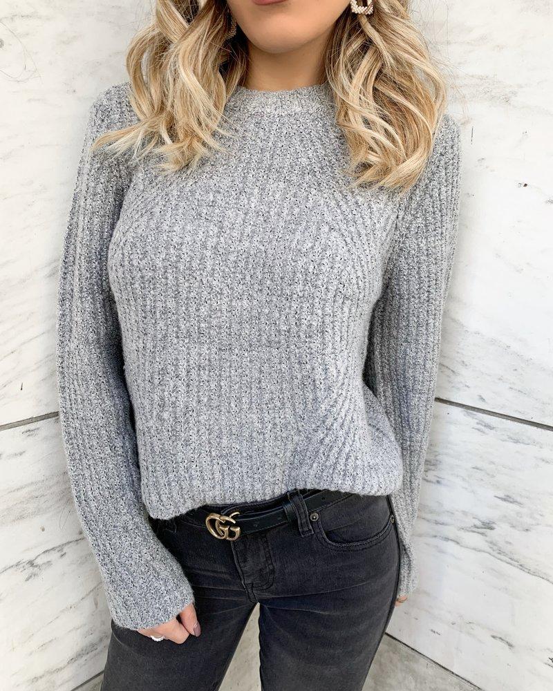 Nouveau Noir Fiona Knit Sweater