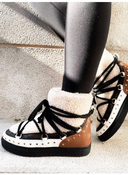 INUIKII Curly Rock Sneaker