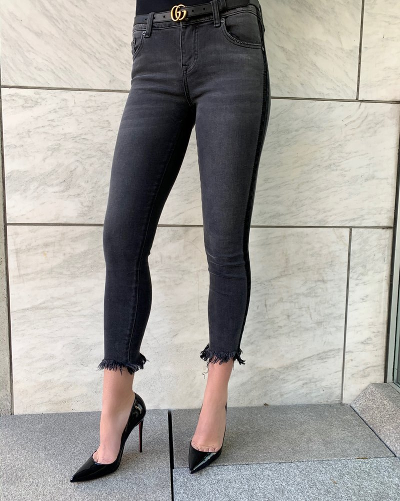 Audrey Mid Rise Skinny Pant