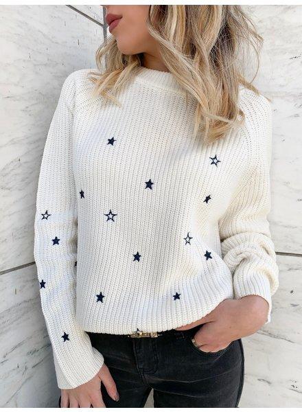 Nouveau Noir Cosmic Sweater